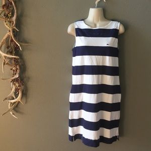 Vineyard vines NWT striped tank dress